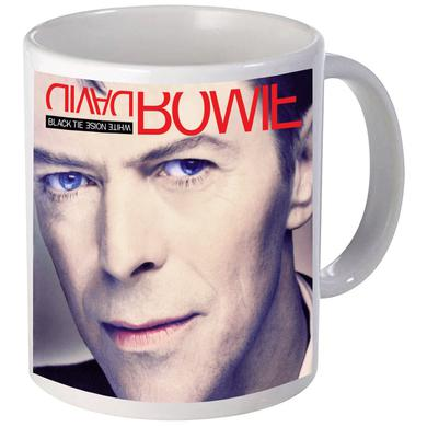 David Bowie Black Tie White Noise Album Art Mug