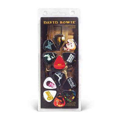 David Bowie Guitar Picks Set of 12