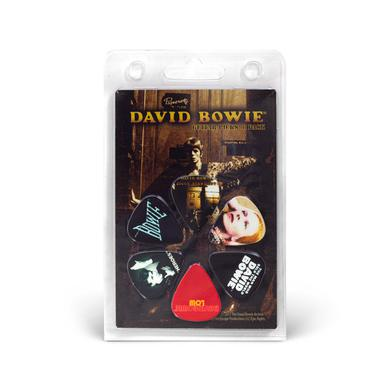 David Bowie Guitar Picks Set of 6