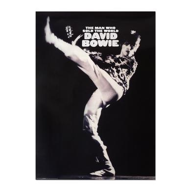 David Bowie The Man Who Sold The World Poster