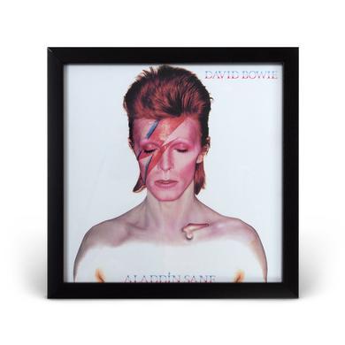 David Bowie Aladdin Sane Framed Litho
