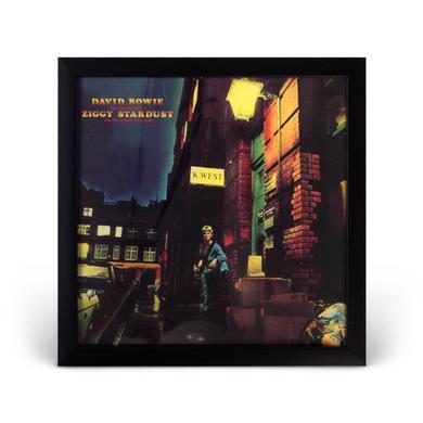 David Bowie Ziggy Stardust Framed Litho