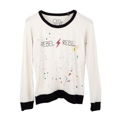 David Bowie Rebel Rebel Sweater