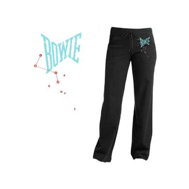 David Bowie Let's Dance Yoga Pants