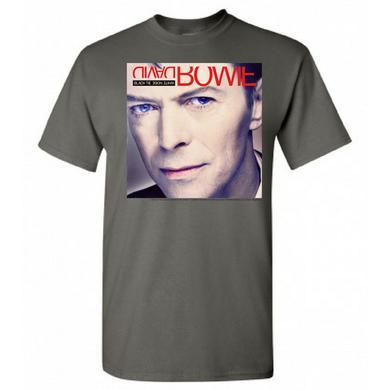 David Bowie Black Tie White Noise Album Art T-Shirt