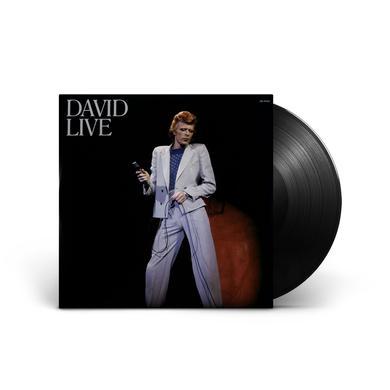 David Bowie David Live (2005 Mix) (Remastered Version)(3LP) LP (Vinyl)