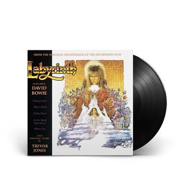 David Bowie Labyrinth LP (Vinyl)