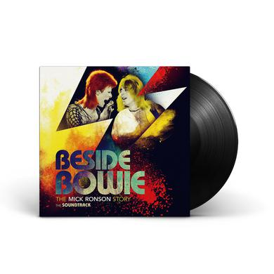 David Bowie Beside Bowie: The Mick Ronson Story Soundtrack 2-disc LP (Vinyl)