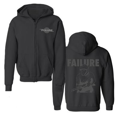 Failure Spaceman Zip Hoodie