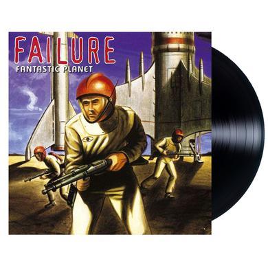 Failure Fantastic Planet Black Vinyl