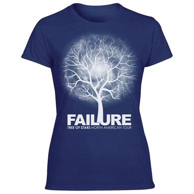 Failure Ladies Tree of Stars T-Shirt