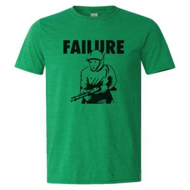 Failure Green Spaceman Tee