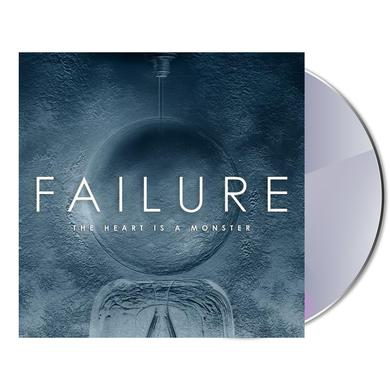 Failure The Heart is a Monster CD