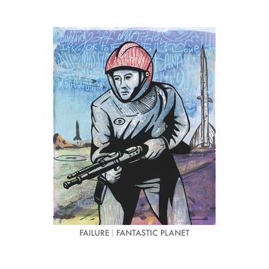 Failure Fantastic Planet VIP Poster