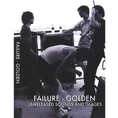Failure – Golden: Unreleased Sounds And Images DVD/CD