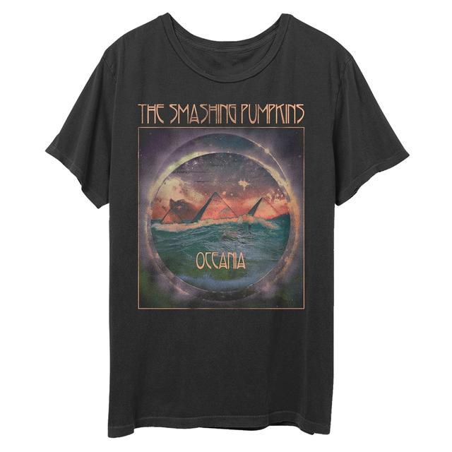 The Smashing Pumpkins Pyramid Flood T-Shirt