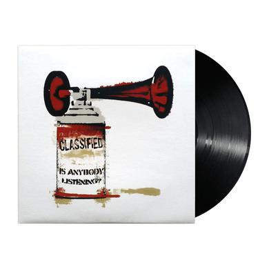 "Classified Anybody Listening? 12"" Vinyl"