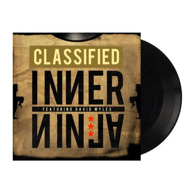 """Classified Inner Ninja / Anything Goes 7"""" Vinyl (Limited Edition)"""