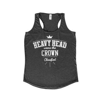Classified Women's Heavy Head Tank Top