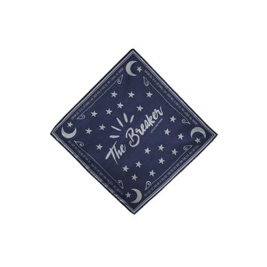 Little Big Town The Breaker Navy Star Bandana