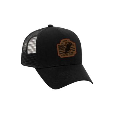 Little Big Town Born and Raised Black Trucker Hat