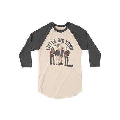 Little Big Town Breakers Tour Vintage Raglan