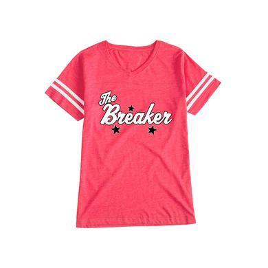 Little Big Town Breaker Red Varsity T-Shirt
