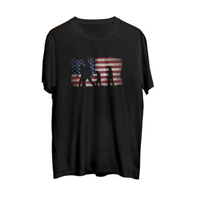 Little Big Town LBT Flag T-Shirt