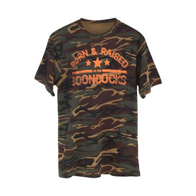 Little Big Town Boondocks Orange Camo T-Shirt