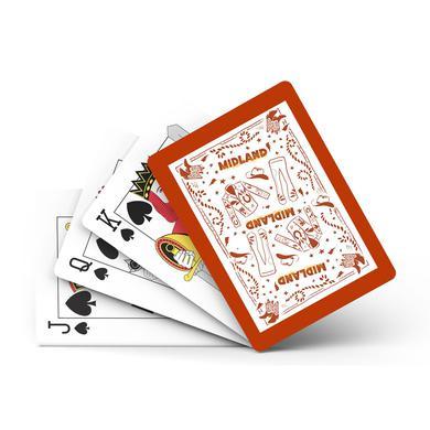 Midland Cowboy Playing Cards