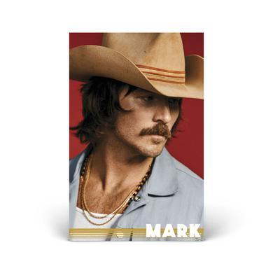 Signed Mark Midland Photo Poster
