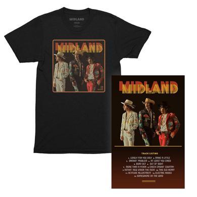 Midland On The Rocks Album Anniversary Bundle