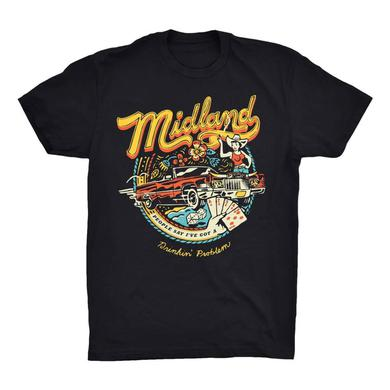Midland Drinkin' Problem T-Shirt