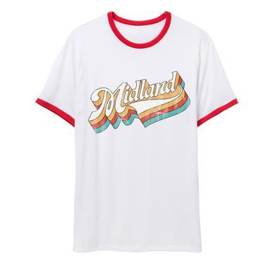 Vintage Midland Logo Ringer