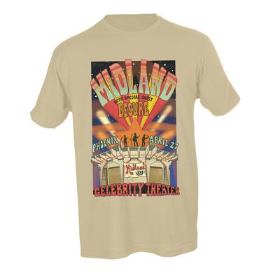 Midland Celebrity Theater Natural T-Shirt