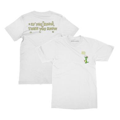 Midland Gator Boys White T-Shirt