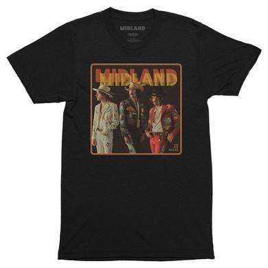 Midland On the Rocks Album Anniversary T-Shirt