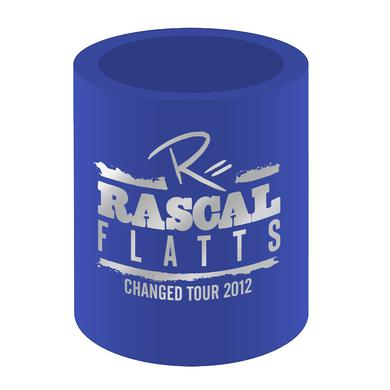 Rascal Flatts Blue Changed Tour Drink Koozie
