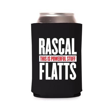 Rascal Flatts Powerful Stuff Koozie
