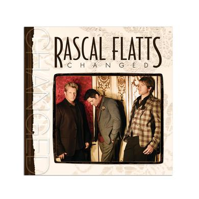Rascal Flatts Changed Deluxe CD
