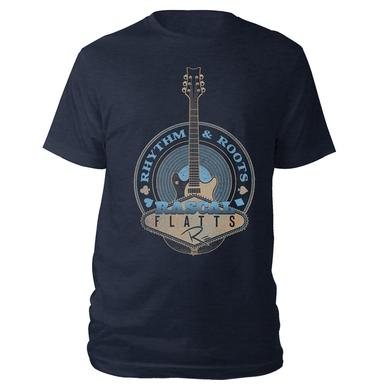 Rascal Flatts Gambling Guitar T-Shirt