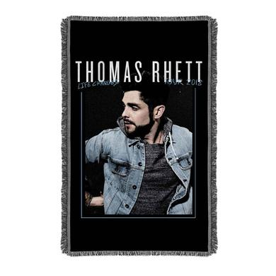 Thomas Rhett 2018 Tour Woven Blanket