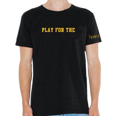 Thomas Rhett Play for The Home Team Yellow Tee