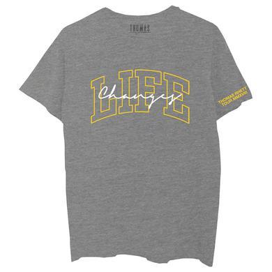 Thomas Rhett Life Changes Tour Grey T-Shirt