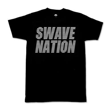 Tory Lanez SWAVE NATION DASHED TEE