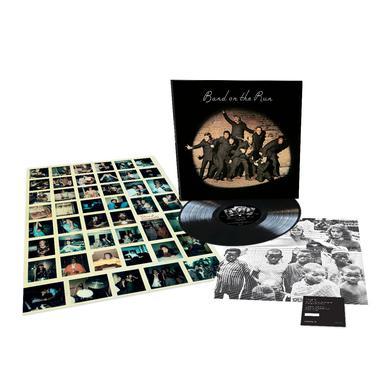 Paul McCartney Band on the Run - Black LP (Vinyl)