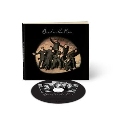 Paul McCartney Band on the Run – CD Digipack