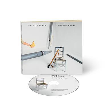 Paul McCartney Pipes of Peace - CD Digipack