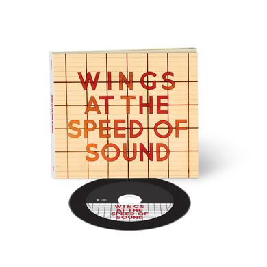 Paul McCartney At The Speed Of Sound - CD Digipack