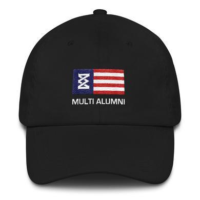 Big K.R.I.T. Multi Flag Dad hat